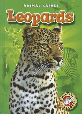 Leopards By Borgert-spaniol, Megan